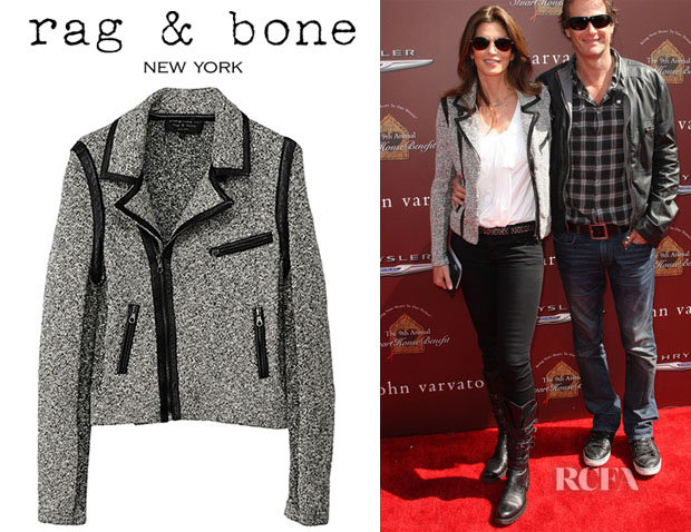 Cindy Crawford Rag & Bone