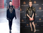 Diane Kruger In Jason Wu - St. Regis Bal Harbour Resort and Residences Grand Opening