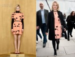 Dianna Agron In Louis Vuitton - Louis Vuitton Fall 2012 Presentation