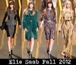 Elie Saab Fall 2012