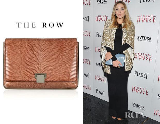 Elizabeth Olsen The Row