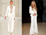 Elle MacPherson In Ralph Lauren - Rodial Beautiful Awards 2012