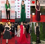 Which Was Your Favourite Emma Stone 2012 Awards Season Look?