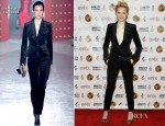 Evan Rachel Wood In Jason Wu - Amnesty International's Secret Policeman's Ball 2012