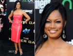 Garcelle Beauvais In Paul & Joe - 'The Hunger Games' LA Premiere