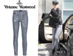 Gwen Stefani's Vivienne Westwood Anglomania For Lee Skinny Jeans