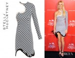 Gwyneth Paltrow's Stella McCartney Fitzroy Silk Dress