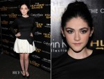 Isabelle Fuhrman In Valentino – 'The Hunger Games' New York Premiere