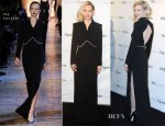 January Jones In YSL - Metropolitan Opera Gala Premiere Of Jules Massenet's 'Manon'
