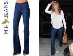 Jennifer Lawrence's MiH Marrakesh Kick Flare Jeans