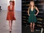 Jennifer Lawrence In Calvin Klein - 'The Hunger Games' New York Premiere