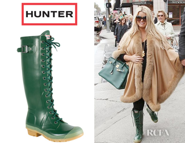 Jessica Simpson Hunter