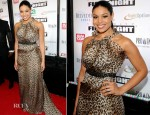 Jordin Sparks In Kevan Hall - Muhammad Ali's Celebrity Fight Night XIII