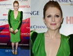 Julianne Moore In Tom Ford - 'Game Change' Washington Premiere