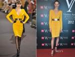 Karolina Kurkova In Stéphane Rolland Couture - Vienna Awards For Fashion & Lifestyle