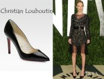 Kate Bosworth's Christian Louboutin Pigalle Patent Leather Pumps