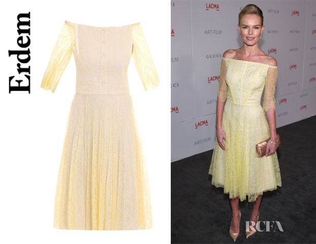 Kate Bosworth Erdem