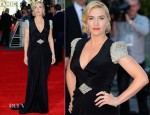 Kate Winslet In Jenny Packham - Titanic 3D World Premiere