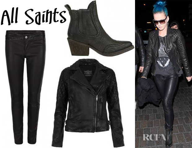 Katy Perry All Saints