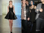 Katy Perry In Cushnie et Ochs - Nobu London