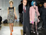 Katy Perry In Moschino Cheap And Chic - Colette