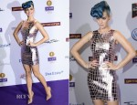 Katy Perry In Paco Rabanne - 2012 Echo Awards