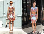 La La Anthony In Givenchy - Fox Studios