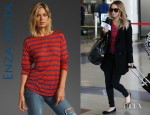 Lauren Conrad's Enza Costa Long Sleeve Crew