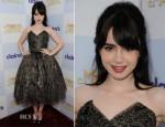 Lily Collins In Dolce & Gabbana - 'Mirror Mirror' LA Premiere