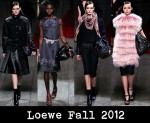 Loewe Fall 2012