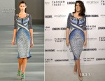 Marisa Tomei In Peter Pilotto - LONDON Show ROOMS Cocktail Party