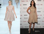 Megan Fox In Elie Saab Couture - 'Friend With Kids' New York Premiere