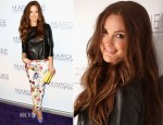 Minka Kelly In J Brand & Dolce & Gabbana - Marquee At The Star Opening