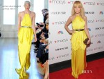 Nicole Richie In Julien Macdonald - Macy's Celebrates 'Fashion Star'