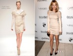 Nicole Richie In Todd Lynn - Ocean Drive Magazine Cover Party