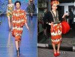 Paloma Faith In Dolce & Gabbana - BBC Radio 1