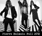 Pierre Balmain Fall 2012