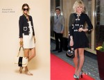 Pixie Lott In Moschino - Tesco Magazine Mum Of The Year 2012