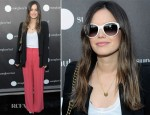 Rachel Bilson In Vanessa Bruno & Isabel Marant - Sunglass Hut's Spring Line Launch Party