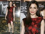 Rachel Weisz In Jason Wu – 'The Deep Blue Sea' New York Premiere