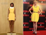Reese Witherspoon In Louis Vuitton - 'The Means War' Rio de Janeiro Premiere
