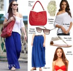 Steal Her Style: Minka Kelly