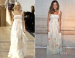 Sarah Jessica Parker In Louis Vuitton - Louis Vuitton - Marc Jacobs: The Exhibition