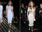 Sarah Jessica Parker In Louis Vuitton - Louis Vuitton Fall 2012 Presentation