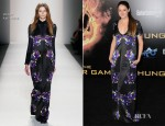 Shailene Woodley In Honor - 'The Hunger Games' LA Premiere