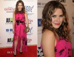 Sophia Bush In Halston Heritage - 26th Annual Genesis Awards