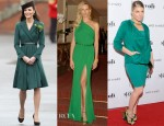 Stars Going Green For St. Patrick's Day