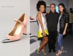 Stuart Weitzman Celebrates Its Spring Collection With The Man Repeller