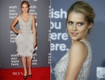 Teresa Palmer In Collette Dinnigan - 'Wish You Were Here' Sydney Premiere