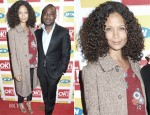 Thandie Newton - OK! Magazine Nigeria Launch Party